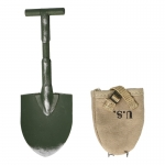 M1910 Standard Shovel with Sheath (Olive Drab)