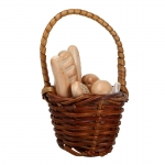 Breads Basket (Brown)