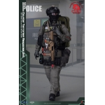 CTRU HK Police Counter Terrorism Response Unit - Tactical Medic