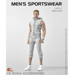 Men's Sportwear Set (Grey)