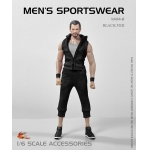 Men's Sportwear Set (Black)