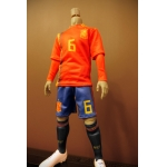 Spain National Team Jersey Set (Red)