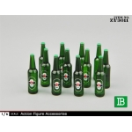 Beer Bottles Set (Green)