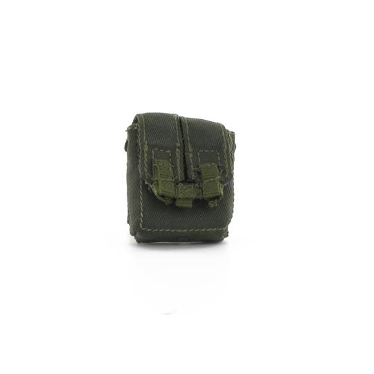 1//6 Scale Crazy Dummy US Army Saw Gunner Afghanistan Multicam Butt Pouch